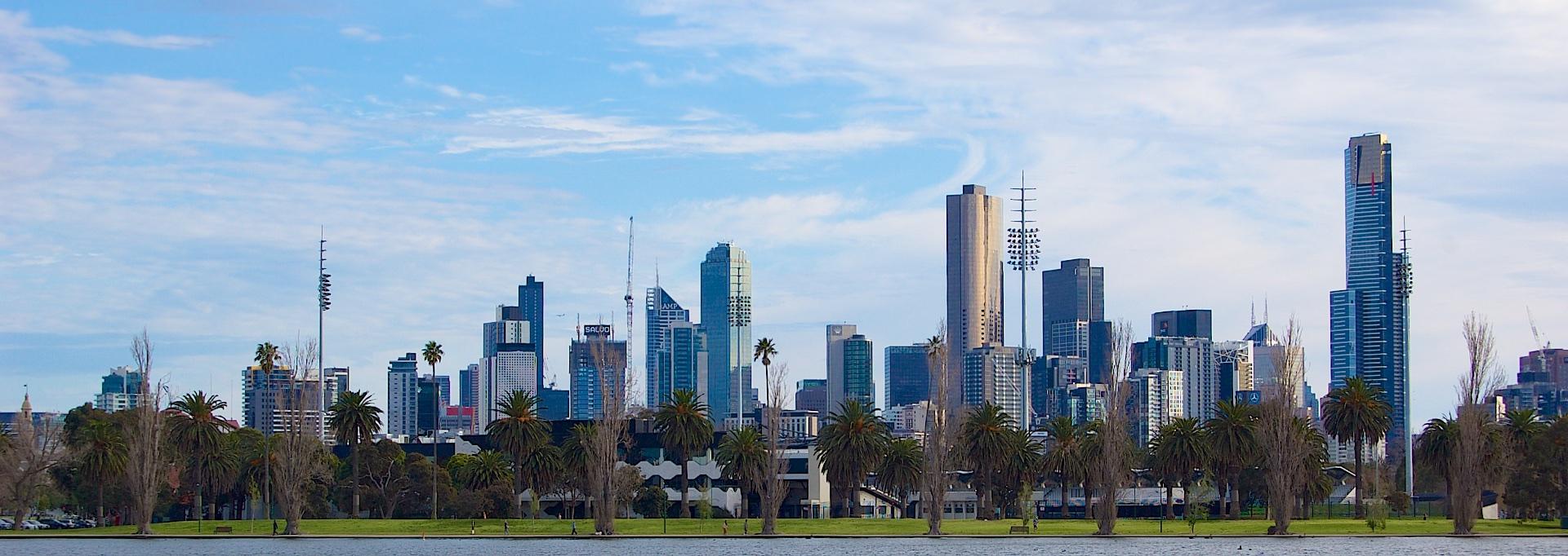 Поездка в Мельбурн