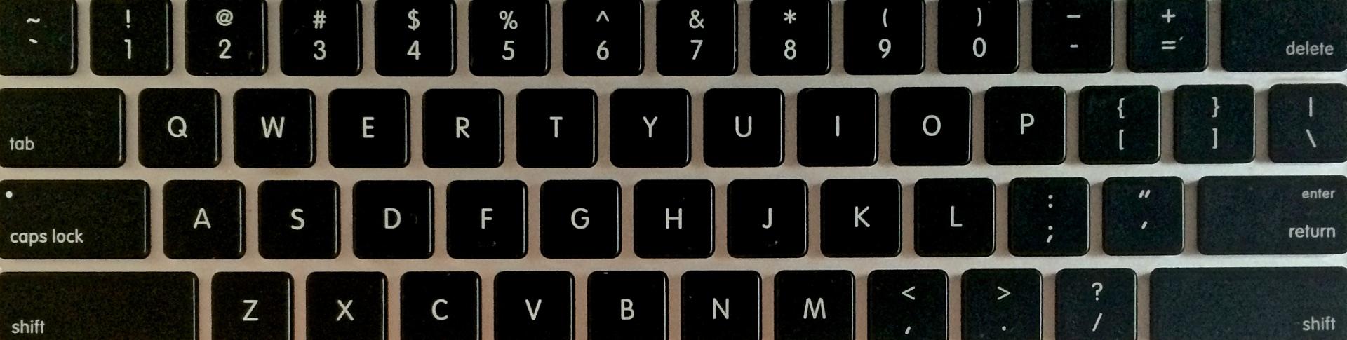 Как быть, если на клавиатуре нет русских букв?