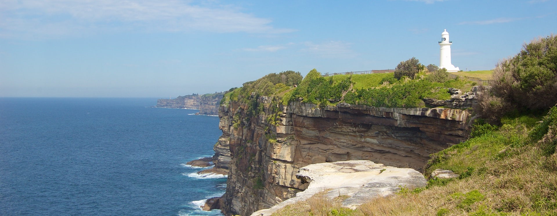 Watsons Bay — Harbour National Park & Gap Park