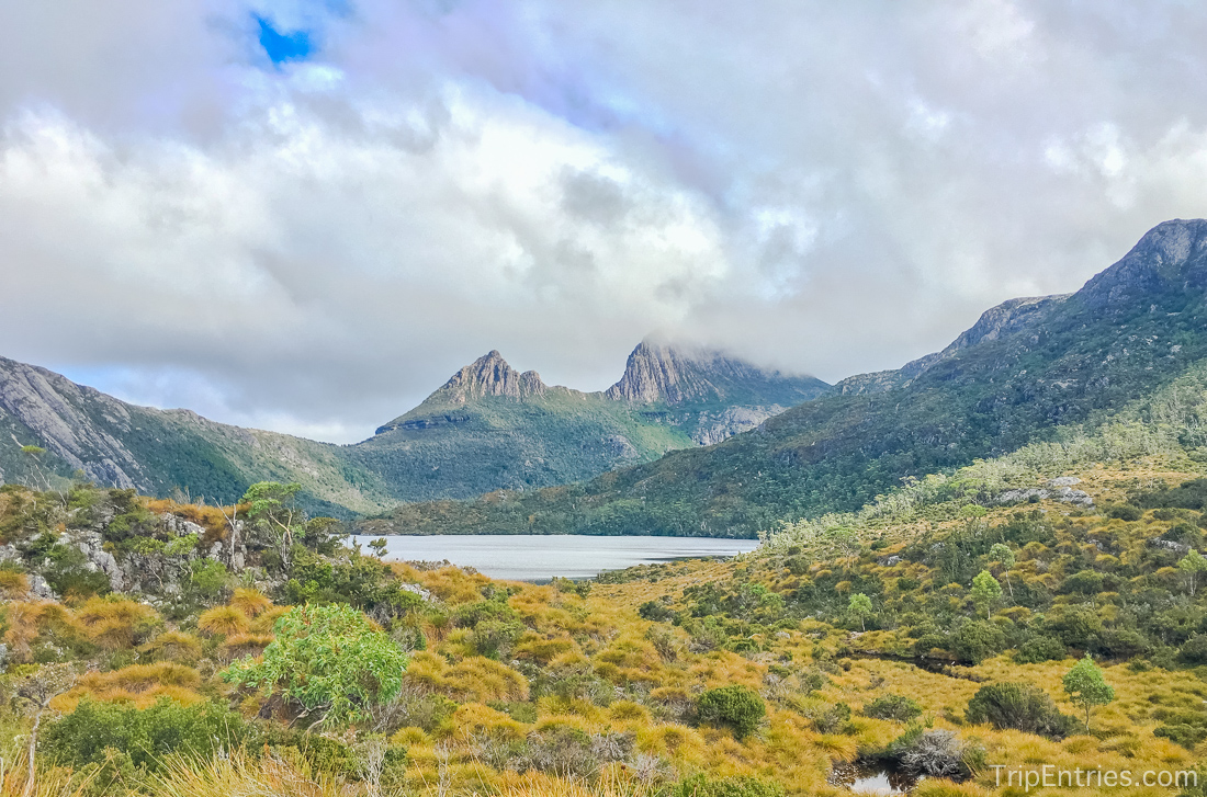 Покорение Cradle Mountain — Summit Track