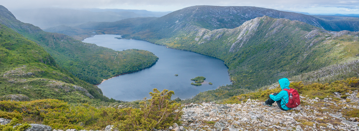 Cradle Mountain: Face Track — Lake Wilks Track