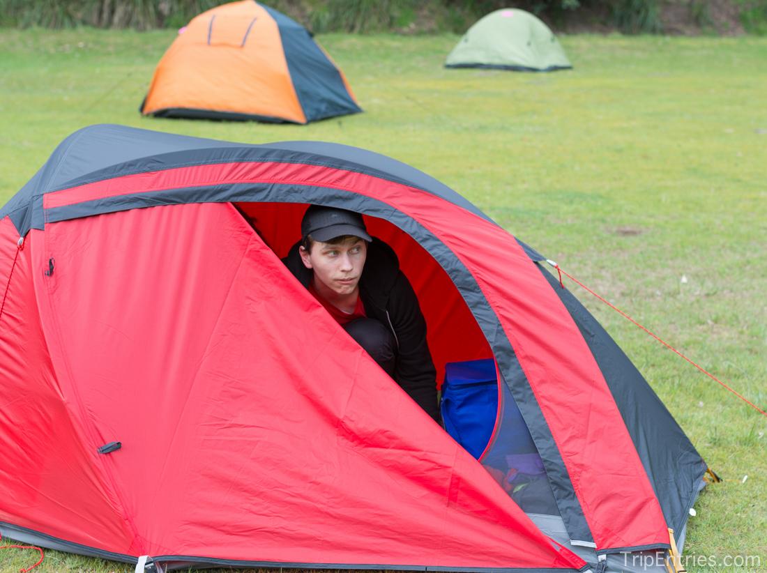 Кемпинг по-австралийски — выход из зоны комфорта или чего стоит ночь на дикой природе