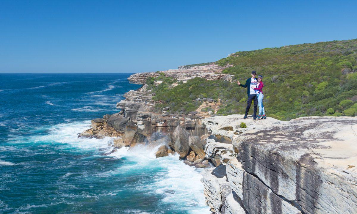 Royal Coastal Walk — 30 км за один день